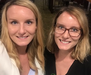 Alicia Holker and Katya Holker, founders of Hawkeye RTO Help Agency Brisbane